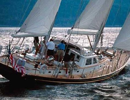 2004 Hinckley Sou'wester 70