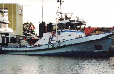 1963 Coastal Tug