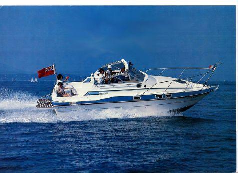 1988 Fairline Sunfury 26