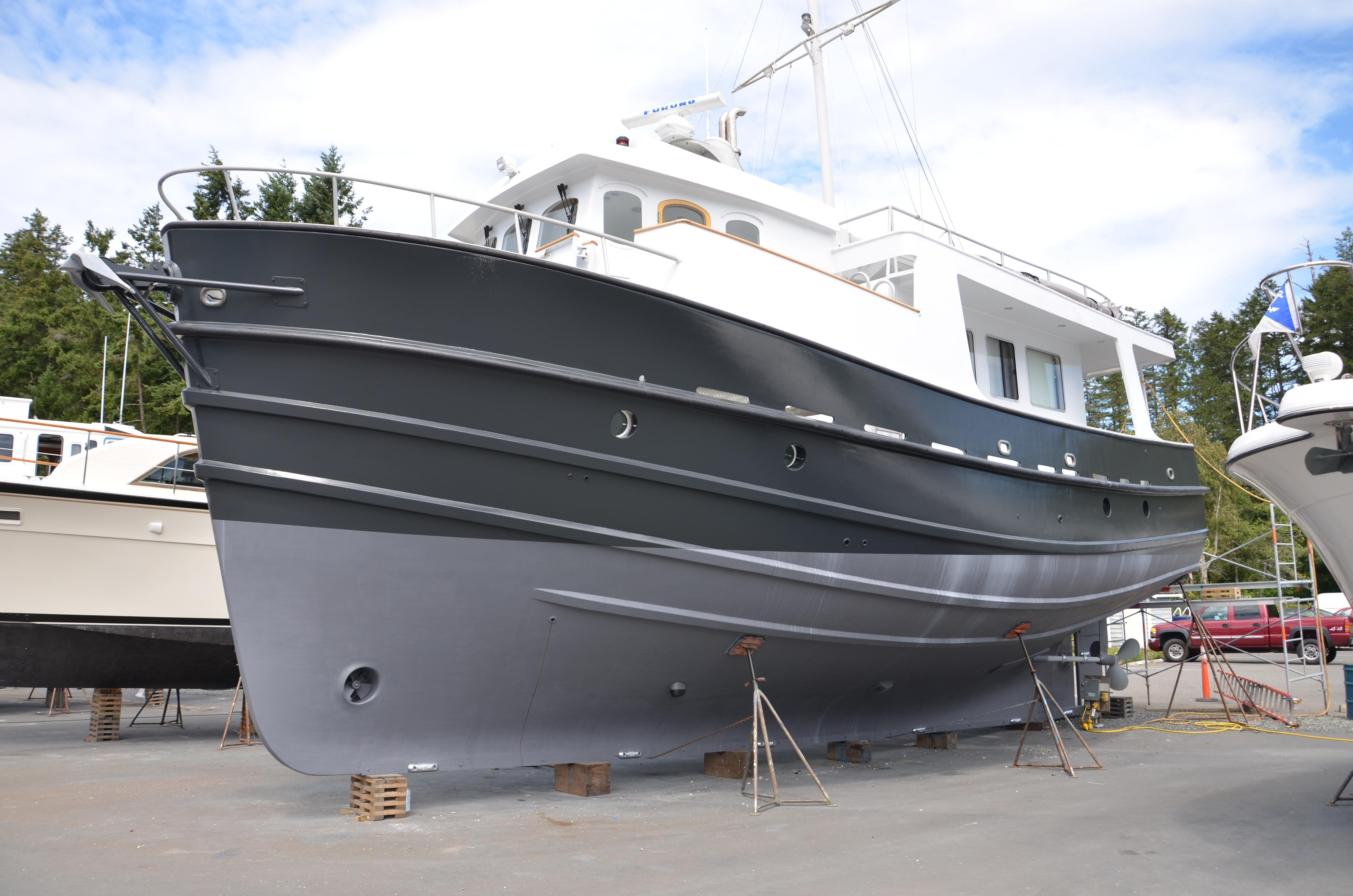 2008 Halmatic Qweek Quay Expedition Trawler Power Boat For