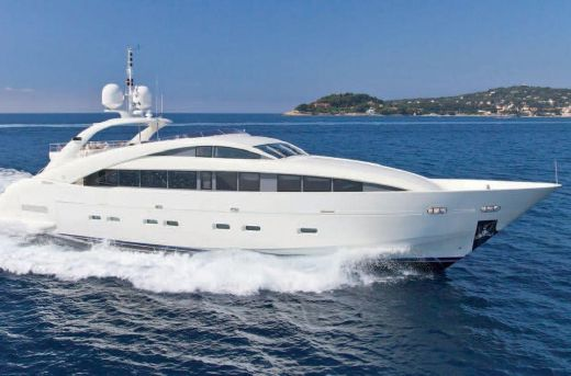 2005 International Shipyard Ancona 120