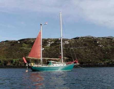 1973 Kroes S-Chine Ketch 33