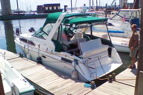 1992 Thundercraft 260 Express