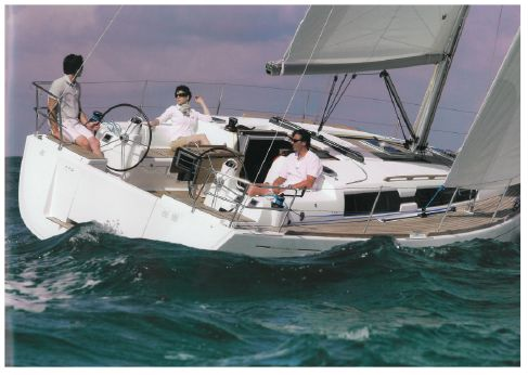 2012 Dufour 375 Grand Large