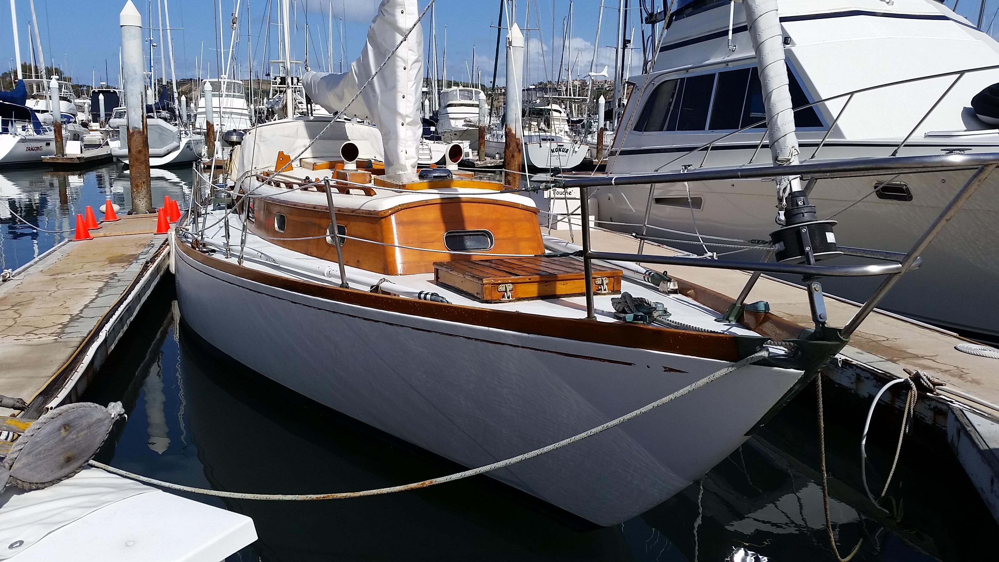 1966 Little Harbor Yawl Sail Boat For Sale Www Yachtworld Com