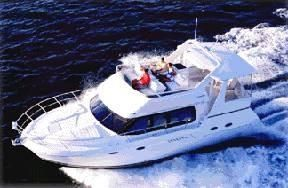 2000 Carver Yachts 406