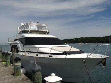 1998 Queenship 64' Motoryacht