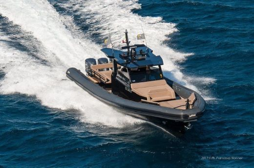 2016 Sea Water PHANTOM 500