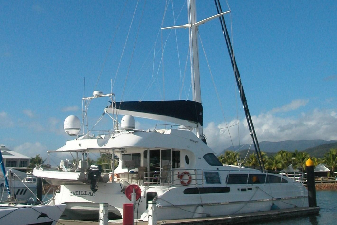 2006 catamaran sailing 65 sail boat for sale. Black Bedroom Furniture Sets. Home Design Ideas