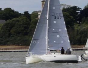 2001 Beneteau First 211