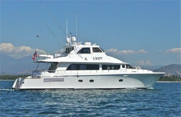 2006 Cheoy Lee Cockpit Motoryacht