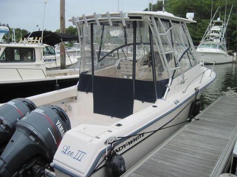 2001 Grady White 265 Express