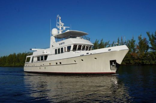 2002 Kuipers Woudsemd Bv Raised Pilothouse Long Range Cruiser