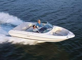 2002 Sea Ray 185 Bow Rider