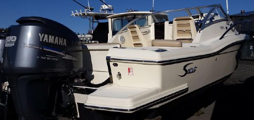 2007 Scout Boats 222 Abaco