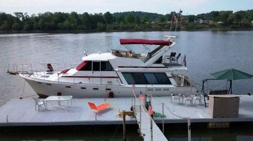 1991 Bayliner 4588 Pilothouse