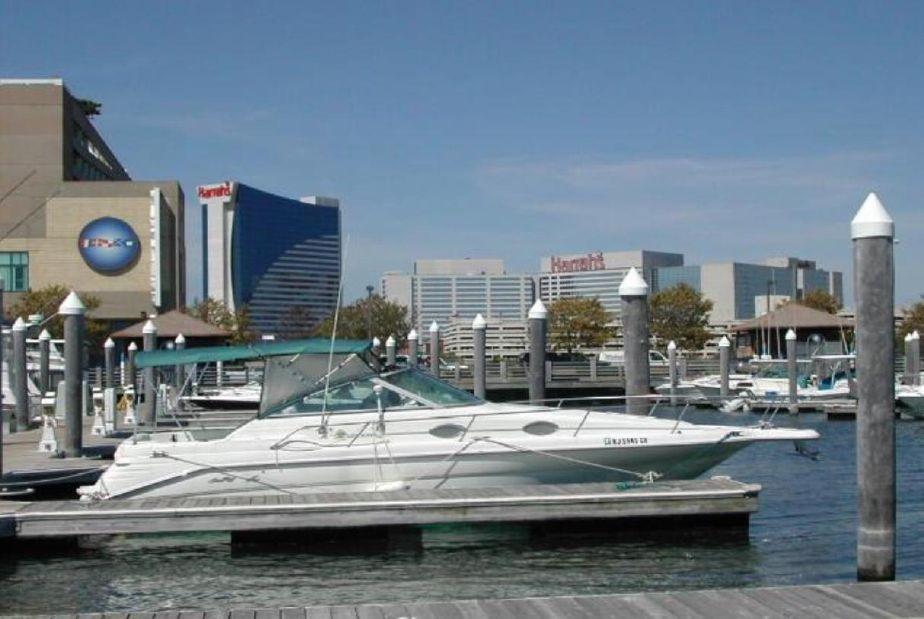 1994 Sea Ray 270 Sundancer Power Boat For Sale - www