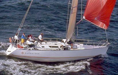 2002 Jeanneau Sun Fast 40