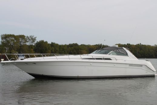 1991 Sea Ray 480 Sundancer