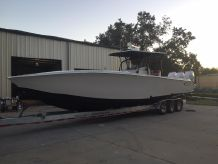 2011 Nor-Tech 390 Center Console Sport