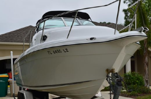 2003 Sailfish 234 WAC