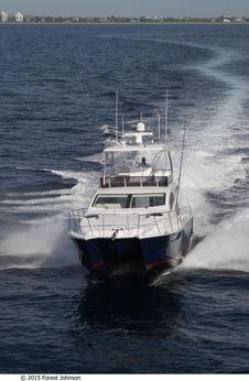 2015 Mares Catamaran 45 Yacht Fish