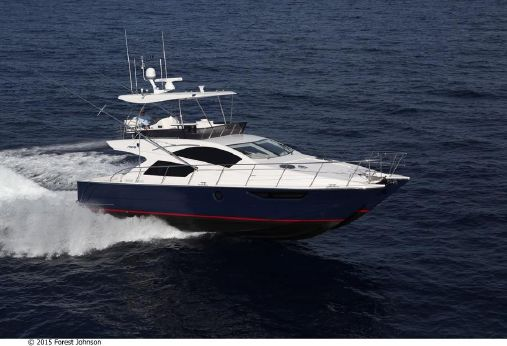 2015 Mares Catamaran 45 Yacht Fish