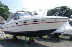 1989 Slickcraft Tiara 310SC