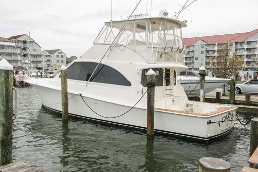 2001 Ocean Yachts 52ss