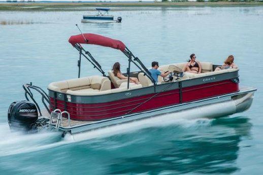 2017 Crest III 250 SLR2