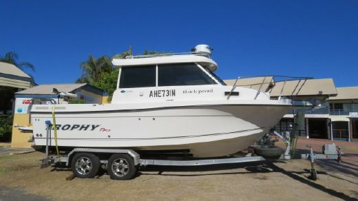 2007 Bayliner 7.5 Trophy