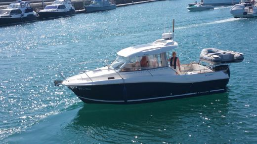 2009 Jeanneau Merry Fisher 725 HB