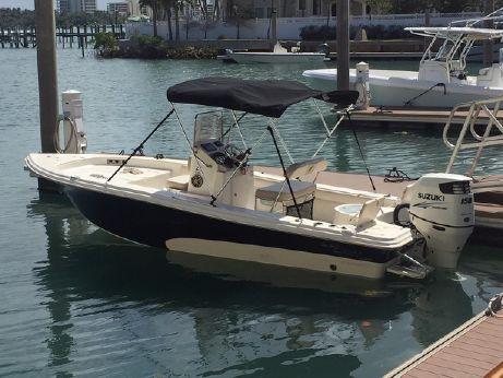 2015 Sea Chaser 21 Sea Skiff