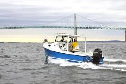 2015 Seaway 24 Hardtop Sport