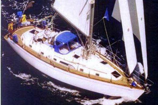 1995 Tayana 48
