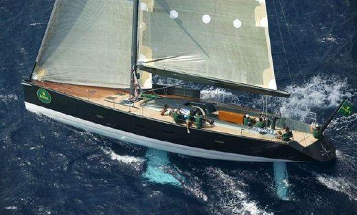 2003 Maxi Dolphin 65'
