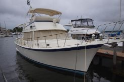 1981 Hatteras 42 Long Range Cruiser