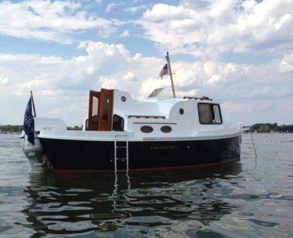 2001 Nimble Nomad Trawler
