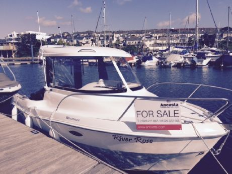 2010 Quicksilver 530 Pilothouse