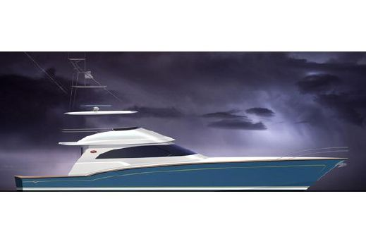 2017 Sea Force Ix 71.5 Sport Fishing Yacht