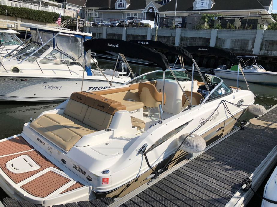 2014 Sea Ray 260 Sundeck Power Boat For Sale - www