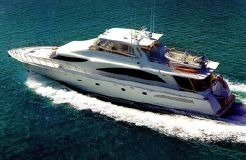 1999 Cheoy Lee Motor Yacht