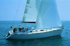 2001 Comar Yachts COMET 36