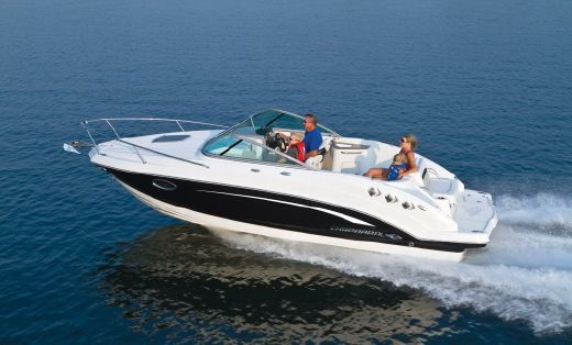 2015 Chaparral 225 Ssi Widetech cuddy