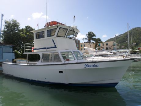 1975 Marine Management 45 Commercial/Dive Snorkel