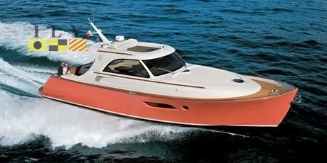 2006 Mochi Craft Dolphin 44