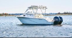 2016 Sea Fox 257 Voyager