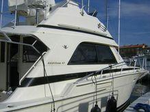 1991 Bertram 37' Convertible