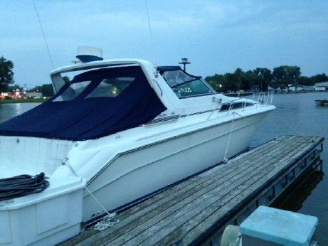 1989 Sea Ray 420 Sundancer
