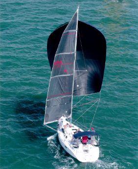 1995 Hunter 29.5